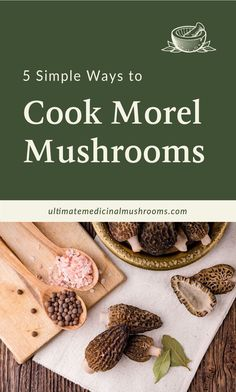 If you are considering hunting mushrooms for profit, Morels are one of the most lucrative ones to forage for. Preserving them to be sold to as many people as possible is an excellent way to make the most out of your harvest. Learn how to freeze morel mushrooms properly in prolong their shelf life. | Discover more about medicinal mushrooms at ultimatemedicinalmushrooms.com #morelmushroomsstorage #morelhuntingtips #foragingforbeginners Morel Mushroom Recipes, Mushroom Dish, How To Store Mushrooms, Growing Mushrooms, Mushroom Hunting, Shelf Life, Eating Raw, 5 Ways