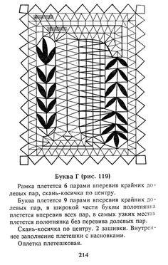 Gallery.ru / Фото #11 - Продолжение книги И. Урываевой о кружевах на коклюшках - vihrova
