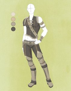 :: Commission Outfit July 20 :: by VioletKy