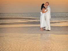 Happily ever after - Little Palm Island Resort & Spa, (just off Little Torch Key on the Florida Keys coastline)