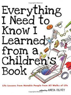 """A fun addition to any parent's, or literature lover's library. @Monika Lehman - she also wrote """"Children's Books and Their Creators""""."""