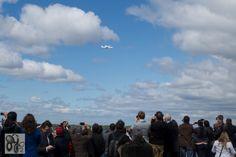 The Space Shuttle Enterprise Arriving In New York City (April 27, 2012) #10