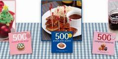 """Amostras e Passatempos: Passatempo Livro """"500 Receitas Cake Design"""" by Sap..."""