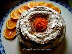 La ciambella arancia e cioccolato è una ciambella golosissima. Praticamente la cugina della famosa torta alle mele; mele sostituite dalle arance!