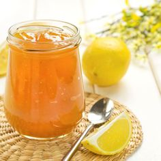 Confiture de citron