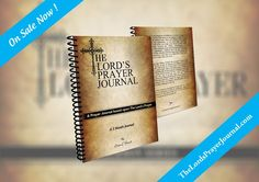 The Lords Prayer Journal uses The Lords Prayer as the basis to learn how to pray as Jesus taught us in the Bible. Daily devotional for women and men. Worship Jesus, Praise And Worship, Prayer Quotes, Lord's Prayer, Prayer Room, Quote Posters, Quote Prints, Father Son Holy Spirit, Healing Verses