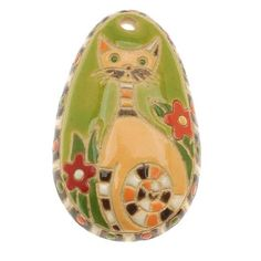 Golem Studio Glazed Ceramic Cat