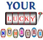Your lucky numbers, calculated from your personal details. These lucky numbers can define you, predict your fortunes and bring good luck in lotteries, betting and gambling.