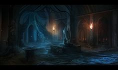The Sanctuary by nilTrace