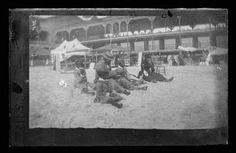 Coney Island 1885, courtesy of the Brooklyn Museum.