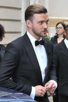 Justin Timberlake Undercut