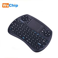 Wireless Keyboard GHz English Version Multi-Media Air Mouse Remote Control Touchpad add Battery For TV box Google Tv, Vista Windows, Control Key, Multimedia, Keyboard, Remote, Electronics Gadgets, Tech Gadgets, English