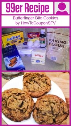 Butterfinger Cookies Howtocouponsfv 99 Cents Coconut Cheesecake Cinnamon Oatmeal Fast
