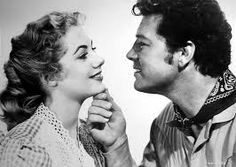 Laurie and Curly Oklahoma… this is the real movie!!! GOSH THEY WERE SO CUTE
