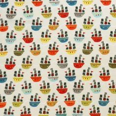 SheetWorld Fitted 100% Cotton Flannel Round Crib Sheet, Pirate Prints