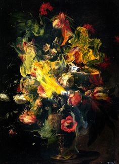 Painting by: Joseph Eskubi 2012