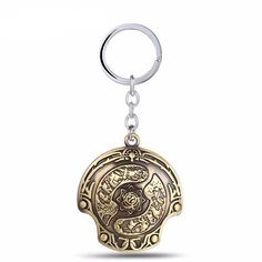 Cheap dota Buy Quality key ring for woman directly from China metal key ring Suppliers: MOSU Hot Game Dota 2 Keychain Alloy Immortal Champion Shield Bronze Metal Key Rings For Women&Men Chaveiro can Drop-shipping Dota 2, Perfume, Men's Jewelry, Jewelry Sets, Car Key Holder, Magic Symbols, 2 Keys, Bronze, Cool Things To Buy