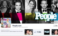 people magazine Facebook cover photo