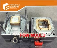 MoldingBasic Process of Plastic Insert Moulding