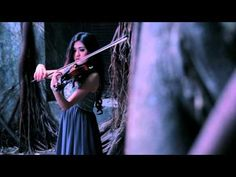 UNCONDITIONALLY - Katy Perry Violin Cover - Aloysia Edith - YouTube