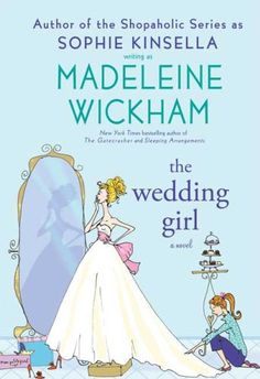 Loved this book! Gifted to me by one of my sisters right before my own wedding. It's surprising and entertaining and so well written! And it just goes to show, a wedding isn't a wedding without drama. :)