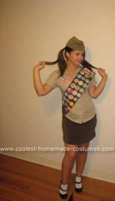homemade adult girl scout halloween costume when you have adult braces there are only a few options that work for halloween dorothyschool girlthe girl