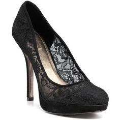 Joan & David Pumps - Flipp Lace Platform
