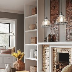 Merveilleux Silberne 1 Light Pendant In Classic Pewter (CLP) Living Room Remodel, Home  Living