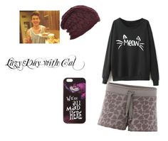 Lazy Day with Calum by analis-briseno on Polyvore featuring polyvore fashion style Juvia Disney clothing