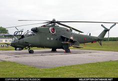 Mi-24V Poland Army