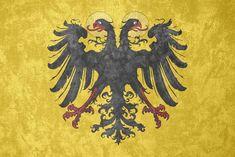 Holy Roman Empire ~ Grunge Flag (1433 - 1806) by Undevicesimus on DeviantArt
