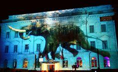 Festival of Lights 2014, Hotel de Rome © Sarah Lindemann