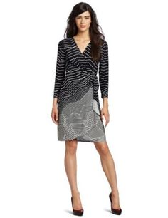BCBGMAXAZRIA  Adele Sleeveless Wrap Dress $178.00 Sizes Available are XS,S,M,L!