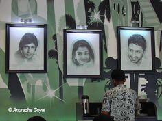 Bollywood theme restaurant at Ramoji Film City, Hyderabad