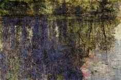 Raffaele Minotto - paesaggio riflesso