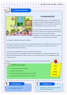 Ludo, Grade 2, Comprehension, Science, Activities, Learning, Sons, French Lessons, French Tips