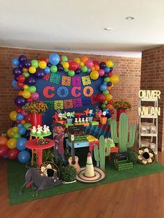 Coco Hayzen 1st Birthday