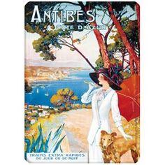 La promeneuse - Antibes
