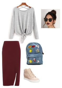 """""""Untitled #5"""" by woox-x on Polyvore featuring Whistles and ALDO"""