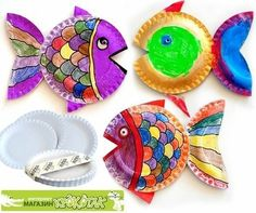 A fun craft to do with kids.