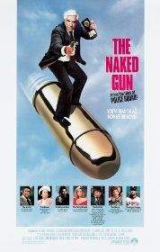 The Naked Gun: From the Files of Police Squad! (1988) Poster