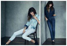 como usar jeans con estilo doillon