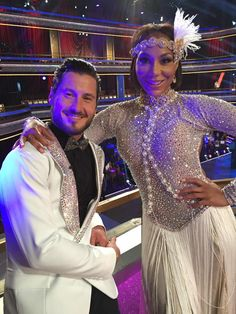 Val Chmerkovskiy & Tarmar Braxton  -  Dancing With the Stars  -  season 21  -  week 1  -  fall 2015
