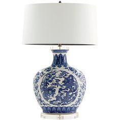 Barclay Butera Dragon Table Lamp
