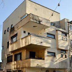 Arh.Marcel Iancu Small Art, Bucharest, Modernism, Marcel, Bauhaus, Romania, Dan, Buildings, Art Deco