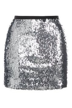 Sequined Mini Skirt from Topshop R900,00