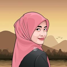 Smile 🙂 . . . #vector #pixel #vexel #vxv #hijab #muslim #muslimah #beautiful #smile #mountain #design #illustration #photoshop… Photoshop, Muslim, Disney Characters, Fictional Characters, Beautiful Smile, Disney Princess, Illustration, Artworks, Instagram
