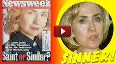 is Hillary Clinton greedy?  ▶️ - Christian Documentary films since 1978