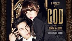 "Jimin dan Seunghyub Jadi Pasangan Seksi untuk Teaser MV ""GOD"""
