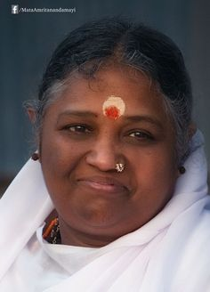 """We must understand that, when there are no desires, there are no sorrows."" -Amma"